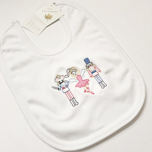 Fairy Nutcracker Bib