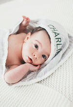 The Quincy Baby Towel