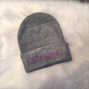 Name Hat - Many Colours Available