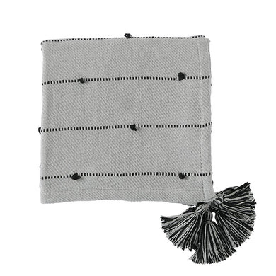 Marlowe Loop Blanket Grey