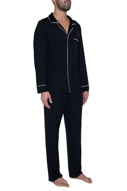 Eberjey: The William Men's PJ - Black
