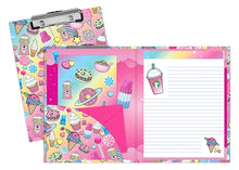Planet Sweets Clipboard and Stationery Set