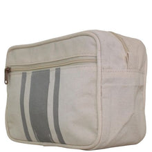Silver Paintstroke Travel Bag