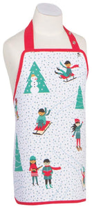 Children's Apron - Snow Much Fun