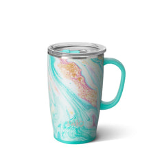 Swig Personalized 18 oz Double Wall Vacuum Insulated Travel Mug - Wanderlust