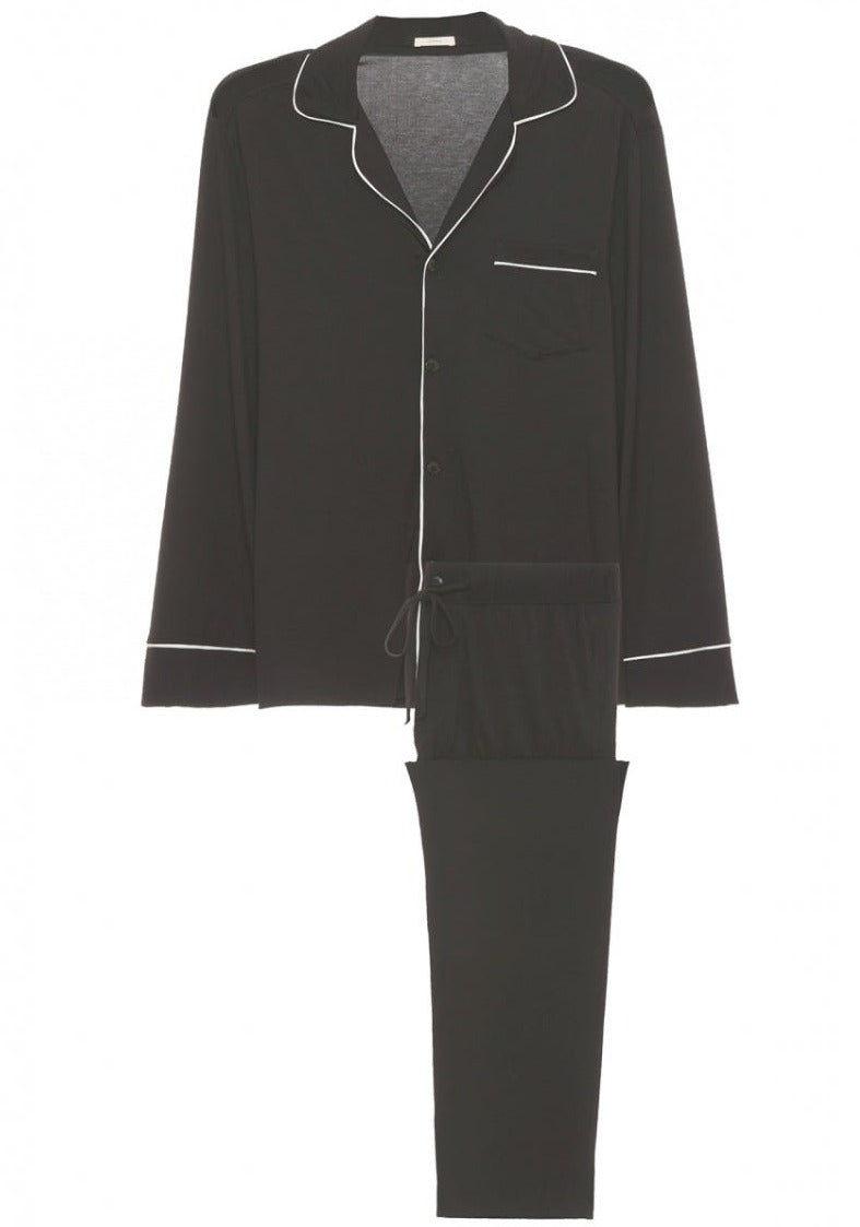 Eberjey: The William Men's PJ - Charcoal Heather