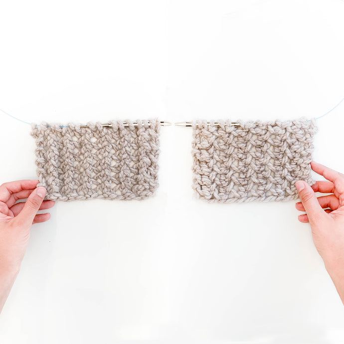 Weekly Stitches: Everything you need to know & Mock Turkish Stitch