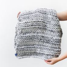Chunky Textured Blanket Pattern