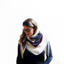 Lajoie Shawl Knitting Pattern