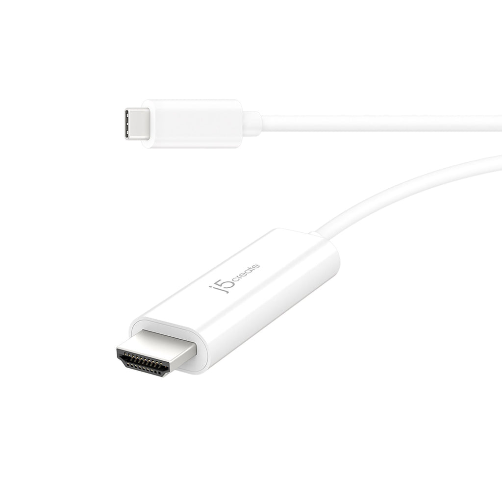 JCC153 USB-C™ to 4K HDMI™ Cable