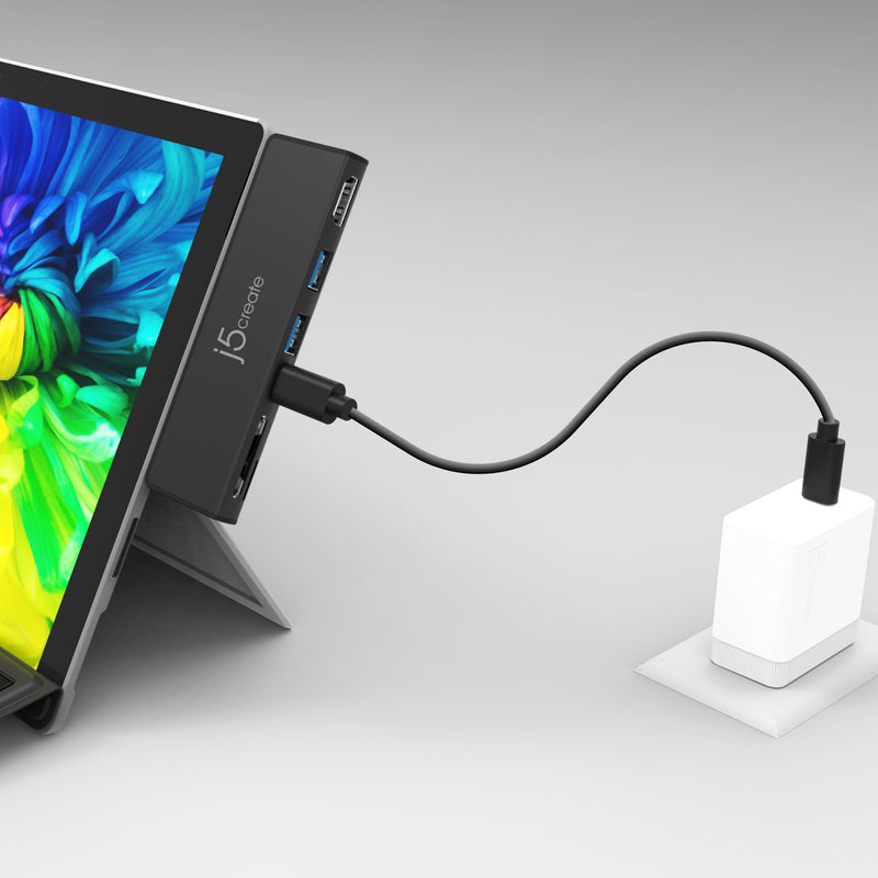 JCD324 ULTRADRIVEMINIDOCK™ for Surface™ Pro 7