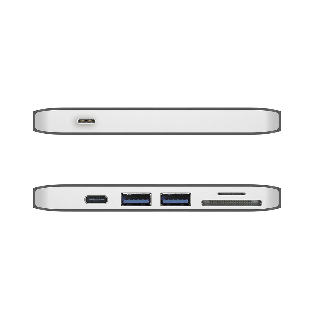 JCD386 USB-C™ 7-in-1 UltraDrive Mini Dock™