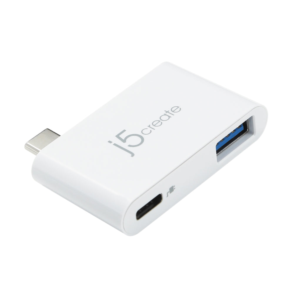 JCH349 USB-C™ 3.1 Charging Bridge