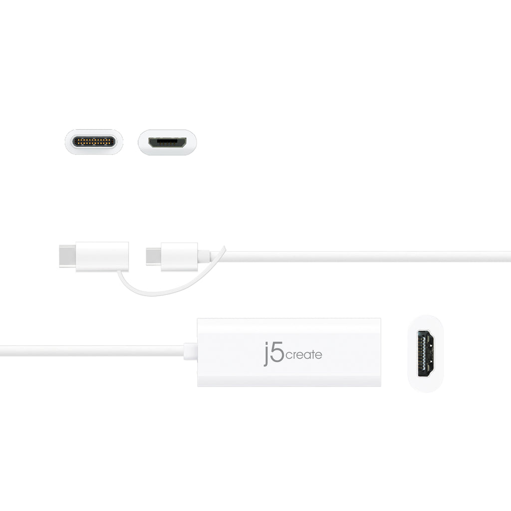 JUA165C Android USB to HDMI Display Adapter