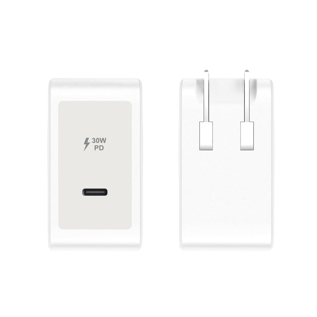 JUP1230 30W PD USB-C<sup>™</sup> Wall Charger