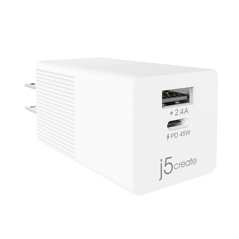 JUP4275 75W PD USB-C<sup>™</sup> Super Charger