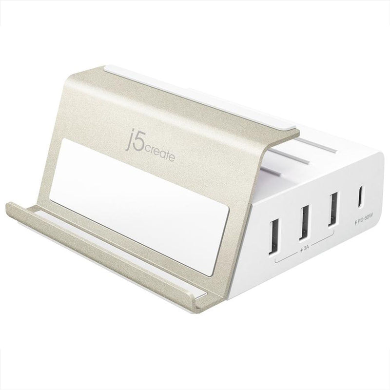 JUP50 40W 5-Port USB<sup>™</sup> Super Charger