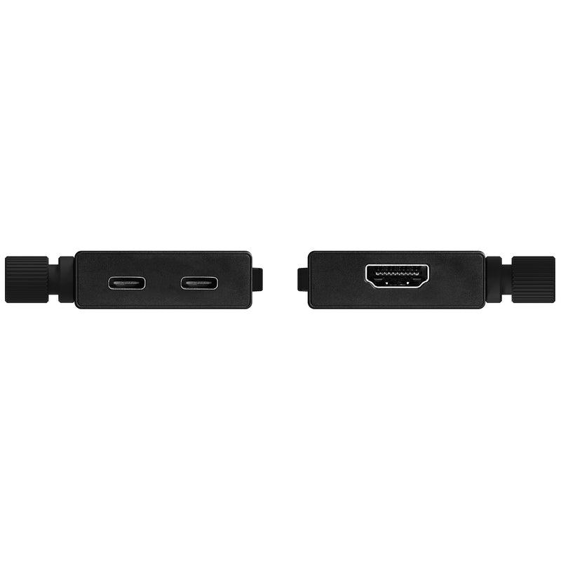 JVA02 Live Capture Adapter HDMI™ to USB-C™ with Power Delivery