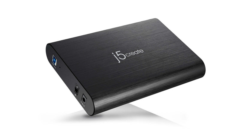JEE351 3.5 Inch SATA to USB 3.0 External Hard Drive Enclosure