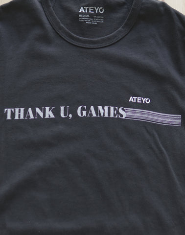 Thank U, Games T-shirt