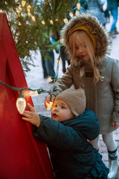 Top 3 Tips for a Healthy Christmas for Kids.