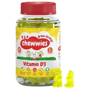 Promotional: Chewwies Vitamin D3
