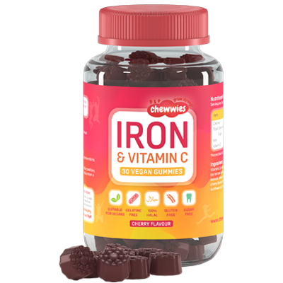 Iron & Vitamin C (New)