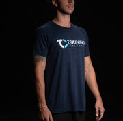 Camiseta Training Culture Original color Azul Marino para hombre