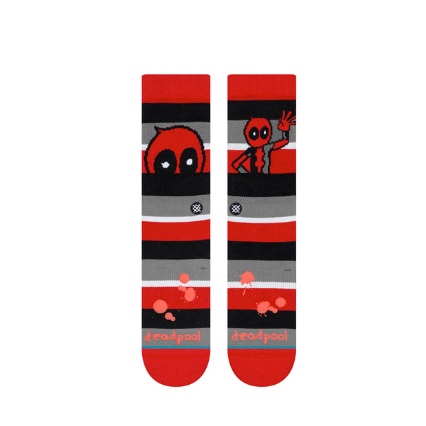 calcetines comic deadpool