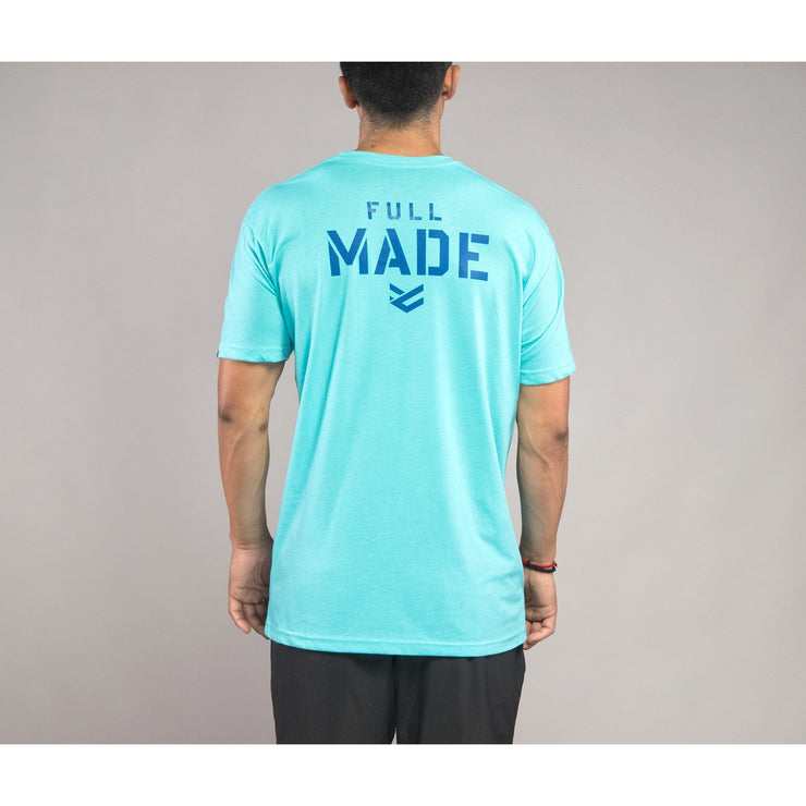 Camiseta azul Tahiti Full Made M