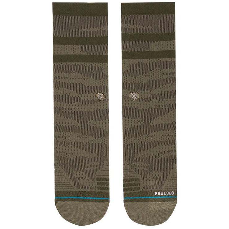 Stance Training Uncommon Solids Crew OLIVA