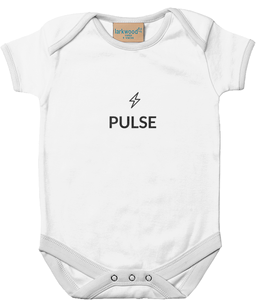 Personalise your PULSE Baby Bodysuit