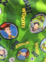 Toy Story Buzz Lightyear By Camelot Fabrics Fleece Printed Fabric - By The Yard
