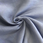 Linen Fabric Softened Linen Fabric by Yard Natural Linen Fabric Stonewashed Linen Fabric,Washed Linen Fabric Pure 100% Linen Fabric Blue