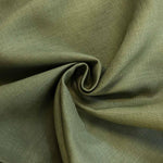 Linen Fabric Softened Linen Fabric by Yard Natural Linen Fabric Stonewashed Linen Fabric,Washed Linen Fabric Pure 100% Linen Fabric Olive
