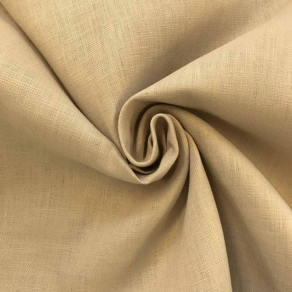 Linen Fabric Softened Linen Fabric by Yard Natural Linen Fabric Stonewashed Linen Fabric,Washed Linen Fabric Pure 100% Linen Fabric Natural