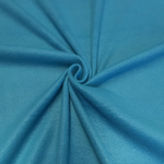 "Solid Polar Fleece Anti-Pill Fabric Sold By Yard 60"" Width Winter Polar Blankets Covers 2 Sided Brushed. TURQUOISE"