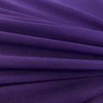 "Power Mesh Fabric Nylon Spandex 60"" wide Stretch Sold By Yard Purple"