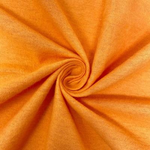 "Organic Cotton Flannel - Cotton Flannel - Fabric - 44/45"" Fabric Sold By Yard Orange"