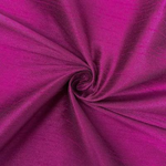"Poly Dupioni Raw Silk Dupioni Fabric - 58/60"" - Sold By Yard - 100% Polyester. Violet"