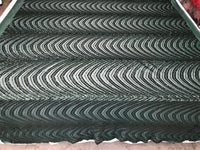 Hunter Green Sequins Fabric 4 Way Stretch By The Yard Embroidery Power Mesh Dress Top Fashion Prom Wedding Decoration