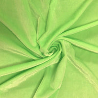 Stretch Velvet Fabric Mint Fabric Velvet Fabric By The Yard Sewing Fabric