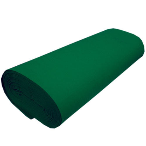 "Solid Acrylic Felt Fabric -KELLY - Sold By The Bolt - 72"" Width ( 20 yards )"