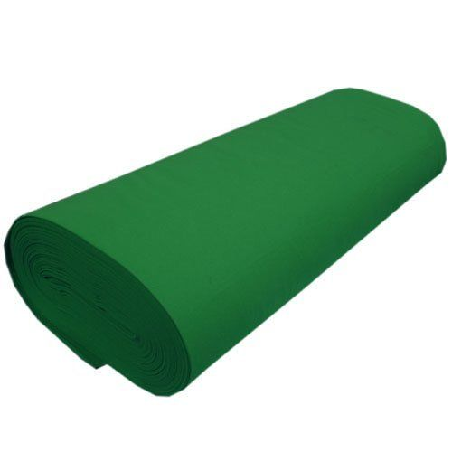 "Solid Acrylic Felt Fabric - APPLE GREEN - Sold By The Yard - 72"" Width"
