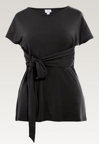 Alia Top - Black