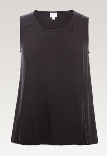 Ilse Top - Black