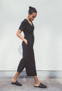 Amelia Jumpsuit - Black