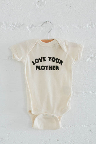 Love Your Mother Onesie