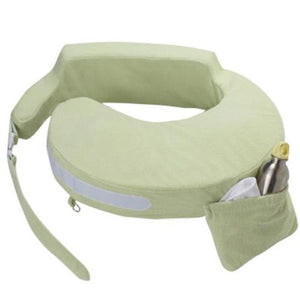 Deluxe Nursing Pillow - Sweet Pea