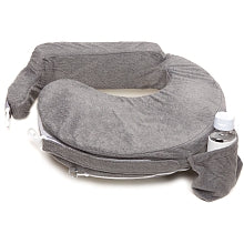 Deluxe Nursing Pillow - Evening Grey